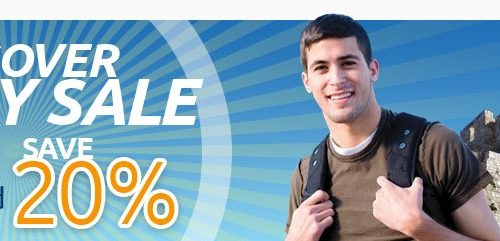 Passover SALE - Order 3 lines or more Save 20%