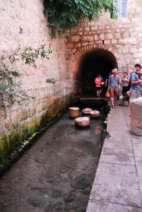 Sholach pool city of david jerusalem - nes mobile