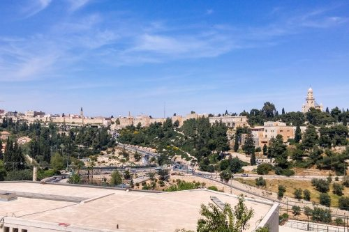jerusalem city of david - nes mobile