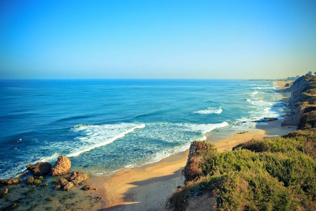 Ashkelon national park israel