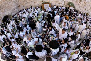 Sukkot in Israel Jerusalem.Sukkot-Nes-Mobile
