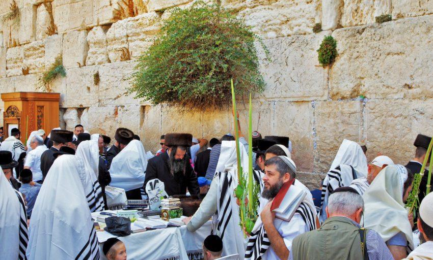 Sukkot in Israel